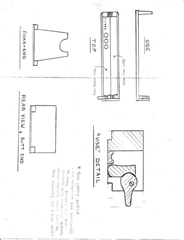 plans for wood gun vise